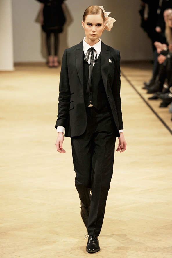 Malene Birger Autumn Winter 2011